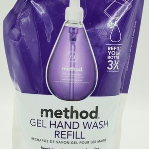 Method French Lavender Foaming Hand Wash Refill
